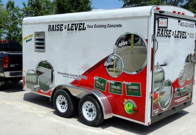 HMI   Polyurethane Concrete Raising Equipment