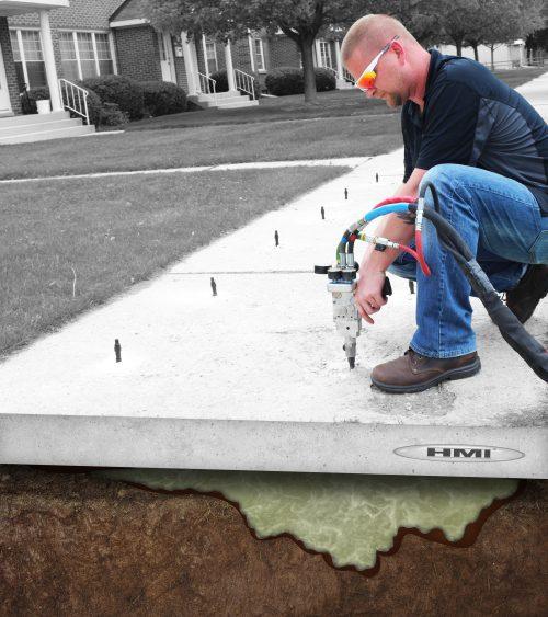 #1 Concrete Raising Equipment