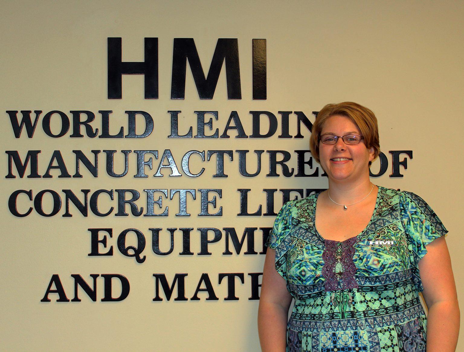 Jen Mazur-HMI Sales & Service Manager