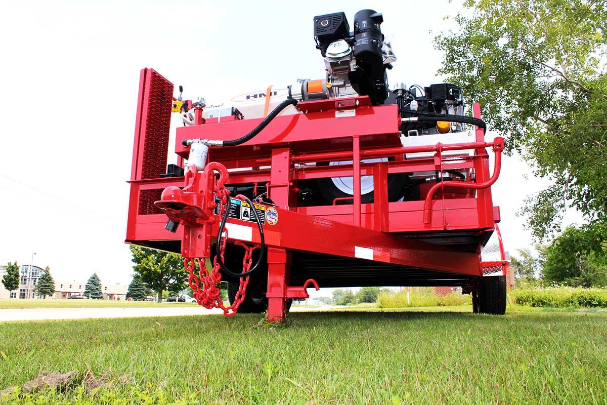 Mud Jacking Equipment Mudjacking Trailer Systems Hmi